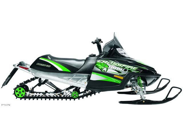 2 2009 Arctic Cat Crossfire 1000 Snowmobile Trader