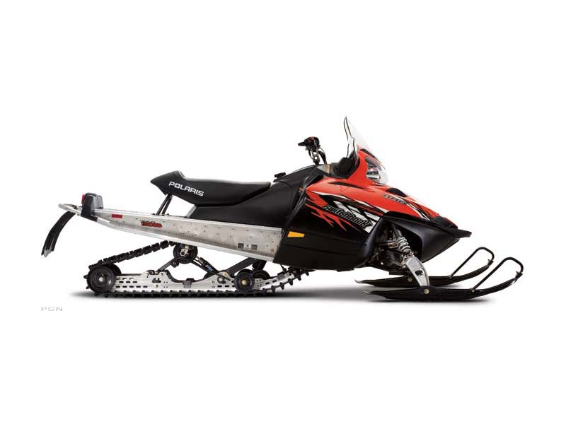 2009-Polaris-800 SWITCHBACK-Snowmobiles