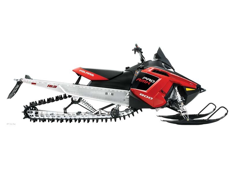 2011-Polaris-PRO RMK 800-Snowmobiles