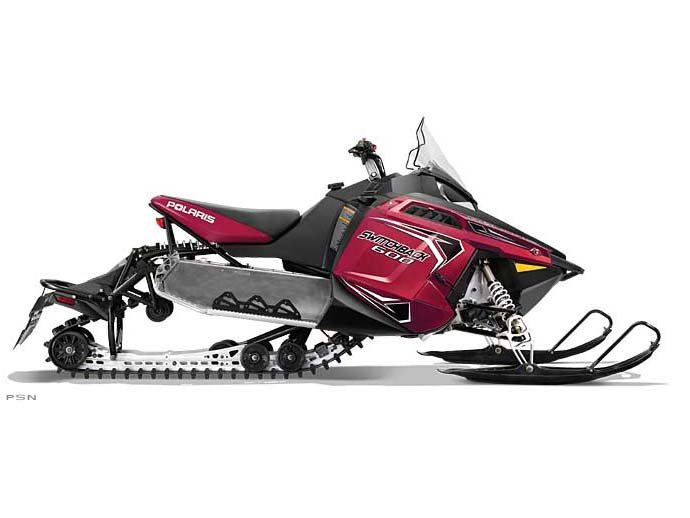 2012-POLARIS-600 SWITCHBACK-Snowmobiles