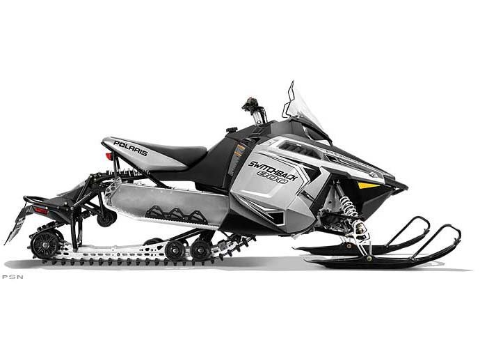 2012-Polaris-800 SWITCHBACK-Snowmobiles