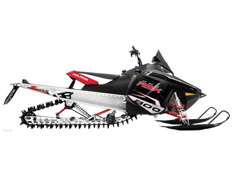 2012-Polaris-PRO RMK 800-Snowmobiles