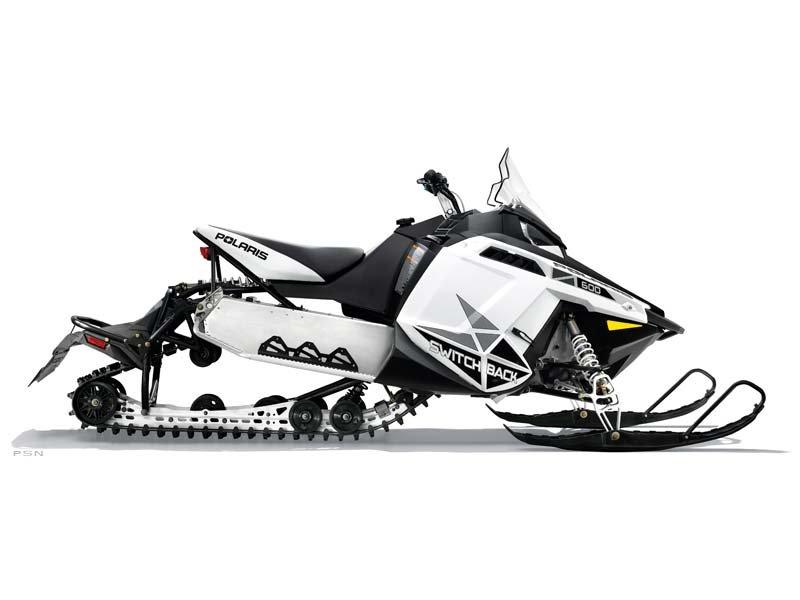 2013-POLARIS-600 SWITCHBACK-Snowmobiles
