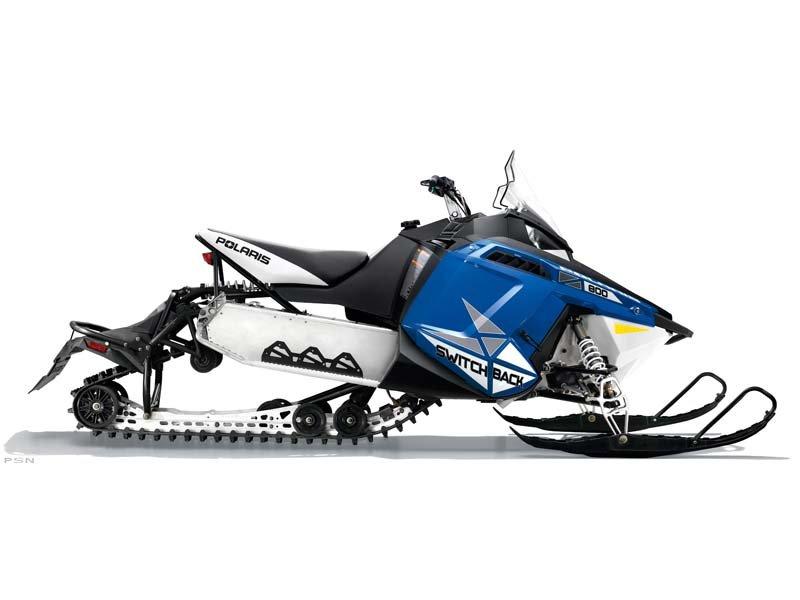 2013-POLARIS-800 SWITCHBACK-Snowmobiles