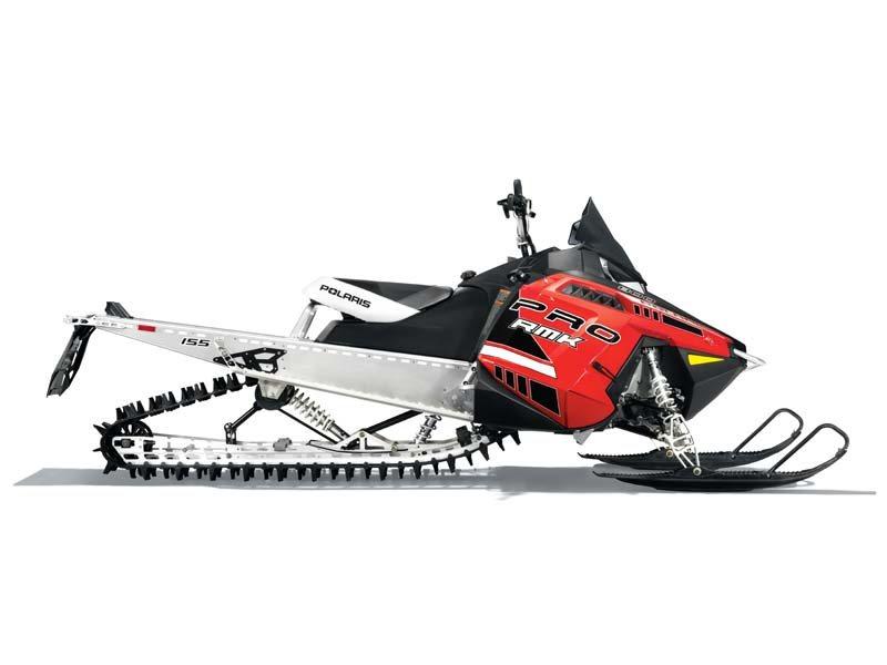2014-Polaris-PRO RMK 800-Snowmobiles