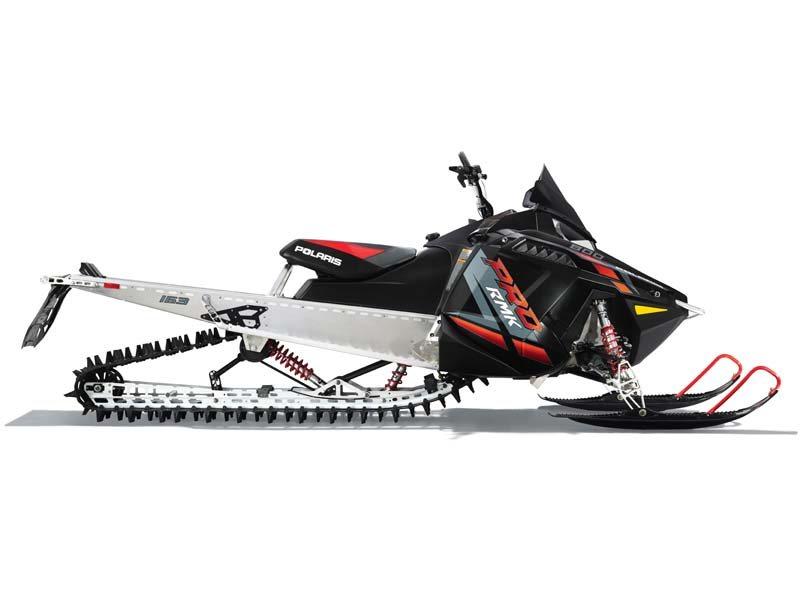 2015-POLARIS-PRO RMK 800-Snowmobiles