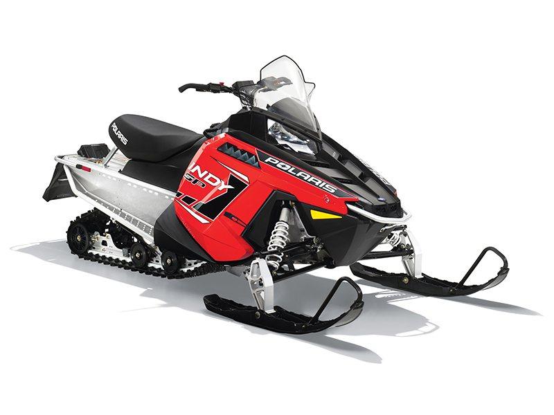 2016 Polaris 600 Indy Sp Snowmobiles For