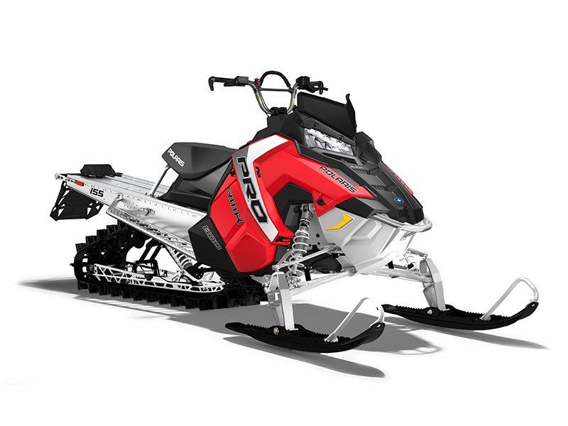 2017-Polaris-PRO RMK 800-Snowmobiles