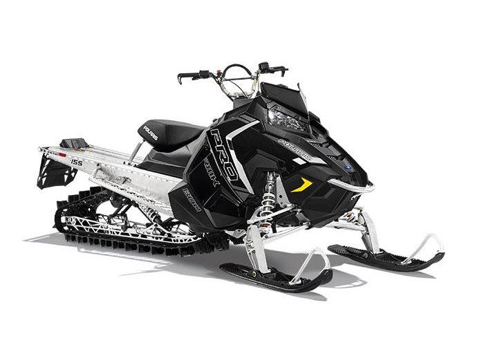 2018-POLARIS-PRO RMK 800-Snowmobiles