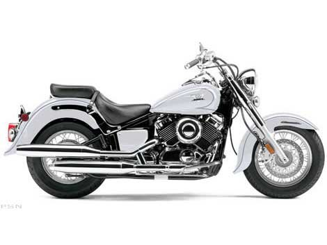 2009 Yamaha V STAR 650 CLASSIC - Snowmobile Trader
